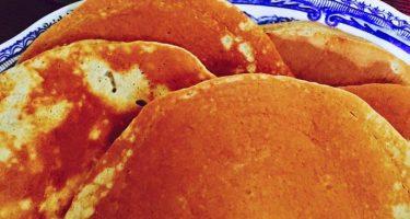 Recette: Pancakes Protéinés !
